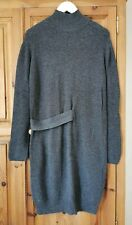 Whistles Jumper Dress Funnel Neck Wool And Cashmere Size S