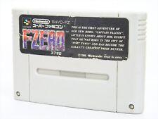 Super Famicom F-ZERO Cartridge Only Nintendo sfc