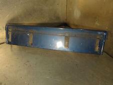 BMW e39 525d touring 95-04 bumper trim topas blue 364 center number plate 700697