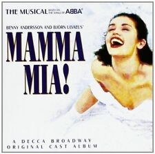 Various Artists : Mamma Mia! The Musical Based on the Songs of ABBA: Original