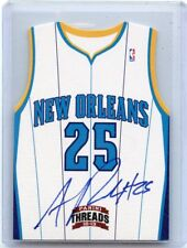2012-13 THREADS #16 AUSTIN RIVERS AUTOGRAPH ROOKIE RC, HORNETS, CLIPPERS, 040718