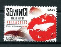 Spain 2016 MNH Seminci Valladolid Int Film Week 1v Set Cinema Movies Stamps