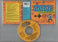 MEGA DANCE - THE POWER ZONE ~19 TRACK CD~ ***FREE P&P***