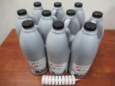 (1kg x 10) Toner Refill for HP Q5949X, Q5949A, Q7553X Q7553A, 49X 53X 49A 53A