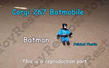 Corgi 267 Batmobile Batman Figure Painted - Restoration Part