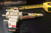Vintage Star Wars ESB X-Wing Fighter Break Apart Feature 1982 Kenner