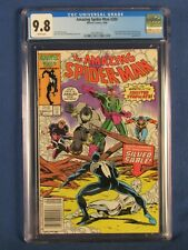 MARVEL COMICS CGC 9.8 THE AMAZING SPIDER MAN 280 9/86 WHITE PAGES