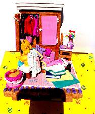 Vintage 1997 RARE Spottie Dottie Hello Kitty Ltd 1st Edition Bookend  Sanrio NIB