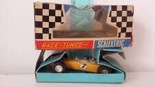 VINTAGE & RARO race-tuned Scalextric C6 PANTHER Vintage Toys