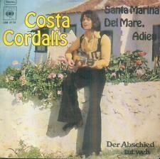 """7"""" costa Cord Ali/Santa Marina del mare adieu"""