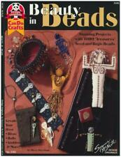 Beauty in Beads Beading Instruction Book - Mary Harrison Delicas,Seed,Bugle Bead