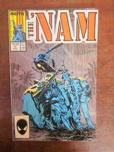 The 'Nam #6 - Michael Golden art - Vietnam - war comic