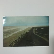 Along North Carolinas Outer Banks Cape Hatteras Postcard Posted 1965 60s