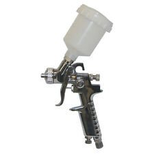 Scratch Doctor HVLP Mini Spray Gun 0.8mm Air Gravity Feed / Paint, Alloys etc