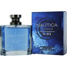 Nautica Voyage N-83 * Cologne for Men * 3.4 oz EDT Spray * New in Box *
