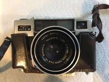 Fujica 35 Auto M  Rangefinder Camera by Fuji With Case