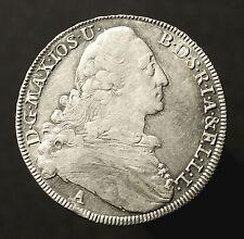 Kfsm. Bayern, Maximilian III. Joseph, Konventions-Madonnentaler 1774 Amberg