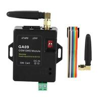 GA09 8 Channels GSM Alarm Wireless SMS Alarm Call Home Security Alarm System Hot