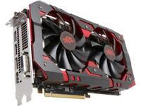 PowerColor RED DEVIL Radeon RX 580 DirectX 12 AXRX 580 8GBD5-3DH/OC 8GB 256-Bit