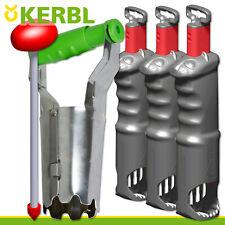 Kerbl 3x Campagnol Volestop + Zubehoerset Beet Jardin Lutte Contre Schermäuse