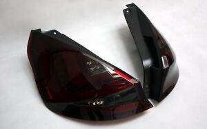 LED BAR RÜCKLEUCHTEN RÜCKLICHTER SET für FORD FIESTA VI MK7 08- ROT SMOKE BLACK