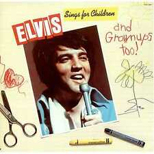 "ELVIS PRESLEY ""Sings For Children And Grownups Too"" NEW FACTORY SEALED 1978 LP"