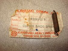 KAWASAKI NOS OEM CLUTCH SHOE SPRING MB1 COYOTE PART # 92081-079 VINTAGE