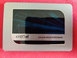 Crucial MX500 2,5 Zoll 500GB SATA Interne SSD (CT500MX500SSD1)