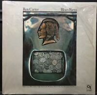 *48hrSALE* Ron Carter Blues Farm mono US '73 DG NM *NICE!* CT 6027 CTH Haute RVG