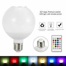 LED Wireless Bluetooth Bulb Light Speaker 12W RGB Smart Music  Remote Control