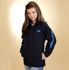 New Kids Boys Girls Helly Hansen Oslo Waterproof Windproof Jacket Navy 4 Years