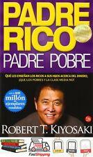 Padre Rico Padre Pobre, LIBRO DIGITAL -EPUB-PDF-MOBI- ENVÍO RAPIDO