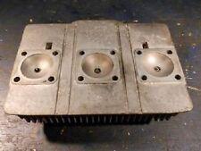 1972 Suzuki GT550 Triple Cylinder Head