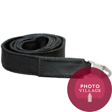 Black Label Bag Hasselblad Cloth Strap in Black
