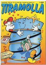 fumetto - TIRAMOLLA ANNO 1991 NUMERO 12