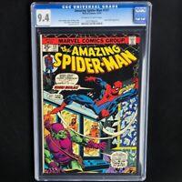AMAZING SPIDER-MAN #137 💥 CGC 9.4 💥 GREEN GOBLIN APPEARANCE! Marvel 1974