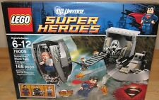NEW LEGO Superman Black Zero Escape 76009 Lois Lane General Zod 2013 DC Universe