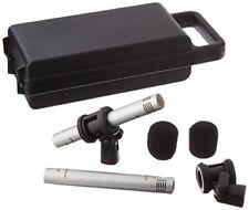 Samson C02 Pencil Condenser Recording Microphones Stereo Pair FREE SHIP