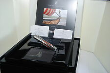 GRAF VON  FABER CASTELL PEN OF THE YEAR 2017 VIKINGS POTY LIMITED EDITION 500 M