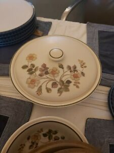 Autumn Leaves - Marks and Spencer - M&S - Tureen - Casserole Dish - Serving