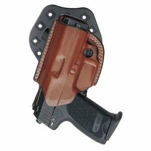 Aker Leather 268 FlatSider XR17 Paddle Holster for
