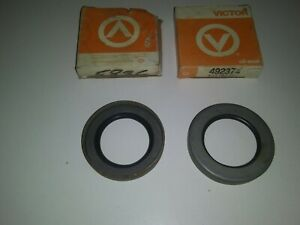 1937-1948  Chrysler All   Victor Front Wheel Seal  (pair)