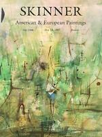 Skinner /// American & European Paintings Wyeth Post Auction Catalog 2007