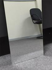 SILVER Mirror Acrylic Perspex Sheet 1220 mm x 605 mm - FREE POSTAGE