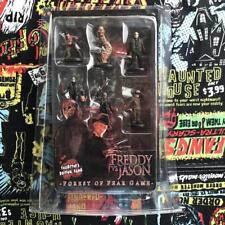 6pcs/Lot Original Garage Kit Classic Friday the 13th, A Nightmare on Elm...