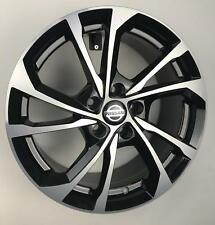 """Cerchi in lega Nissan Juke Qashqai x-Trail Leaf da 17"""" NUOVI OFFERTA SUPER ESSE5"""