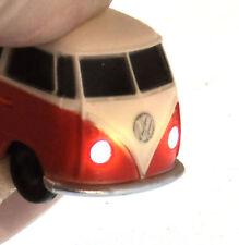 LED camping-car Volkswagen Van torche porte-clés - aléatoire couleurs