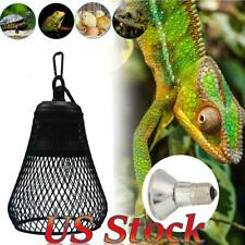 Us Uvb/Uva Heating Light Safety Cage Heat Bulb Heating Lamp Holder Reptile Uvb