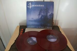 INSOMNIUM FIRST PRESS LP 2011 Paradise lost In flames Dark tranquillity Machine