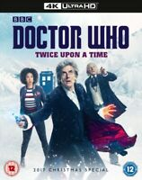 Nuovo Doctor Who Speciale Natale 2017 - Twice Upon a Time 4K Ultra HD + Blu-Ray